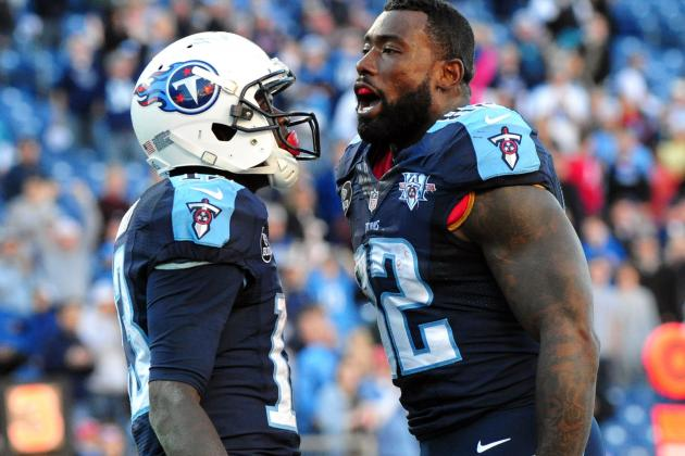 Jaguars Notebook: Titans Tight End Delanie Walker 'Embarrassed' by Loss