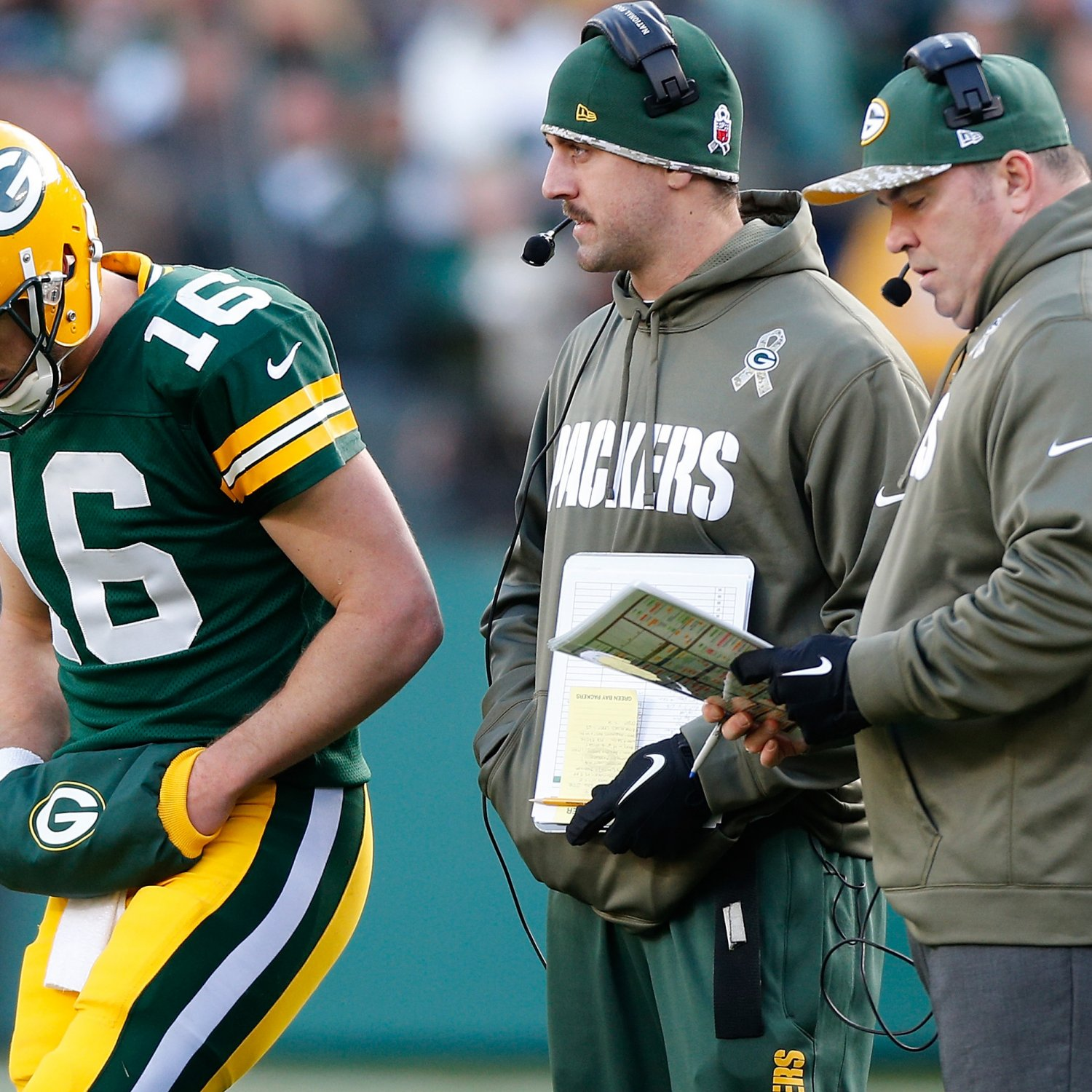 Week 11 Giants Vs Packers: Green Bay Packers: What You Need To Know Heading Into Week