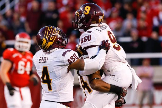Breaking Down Arizona State's Rose Bowl Chances