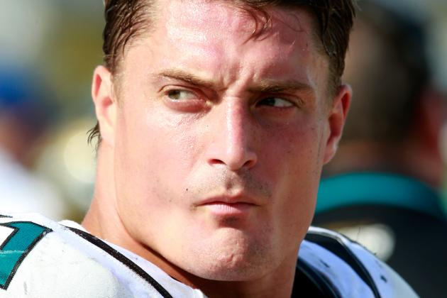 Paul Posluszny Suffered Concussion in Win vs. Titans