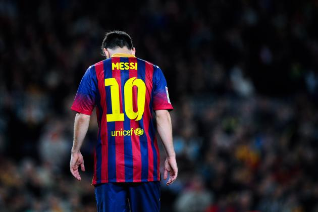 Messi's Overuse Will Cost 8 Weeks, 2 Internationals & Ballon D'Or