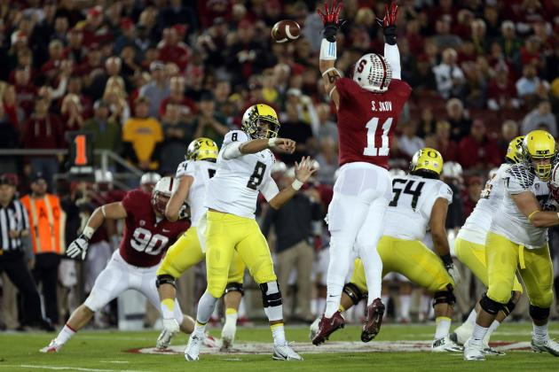 2013 Heisman Trophy: Why Oregon's Loss Is Not an Obituary for Marcus Mariota