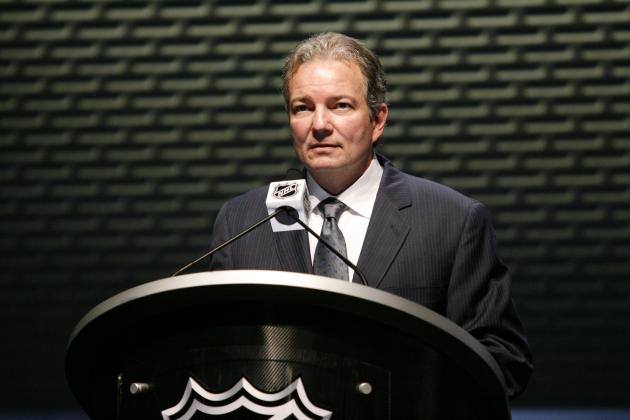 Penguins GM to Give Hall of Fame Speech for His Father Monday