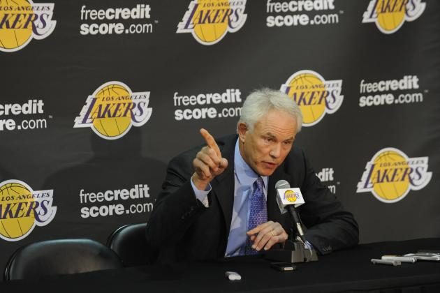Lakers GM Mitch Kupchak Hasn't Forgiven David Stern for Chris Paul Trade Veto