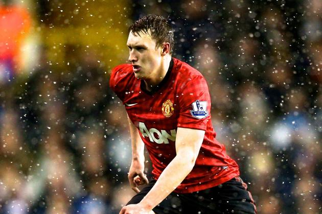 Phil Jones Is Manchester United's Best Midfield Option Right Now