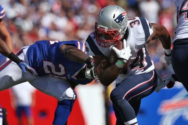 How the New England Patriots Can Reintegrate Shane Vereen into the Offense