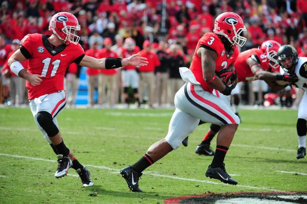 Georgia vs. Auburn: Tigers on a Roll, but Dawgs Have Their Number