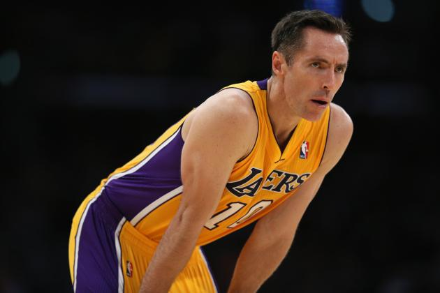 Best Potential Steve Nash Replacement Options at Point Guard for LA Lakers