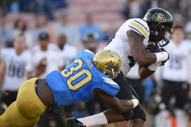 UCLA Linebacker Myles Jack Wins Pac-12 Offensive Player of the Week
