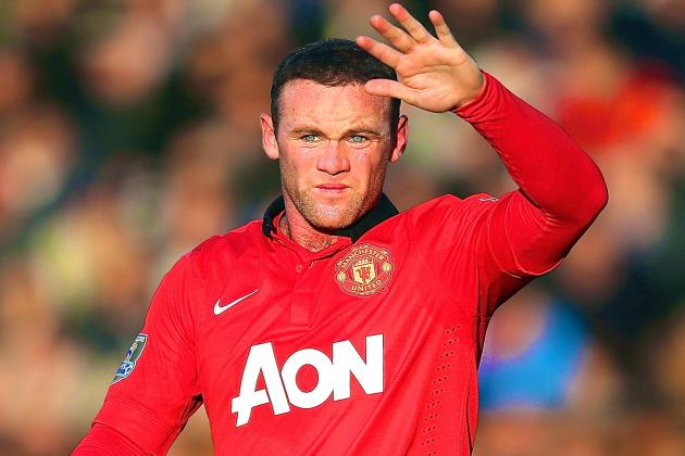 Wayne Rooney Is Becoming a Star All over Again at Manchester United