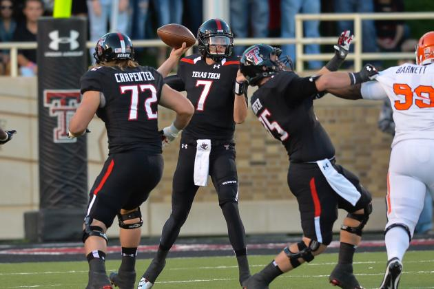 Revisiting Texas Tech's QB Situation: Who Should Start?