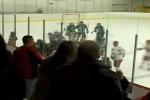 Insane Women's Hockey Brawl