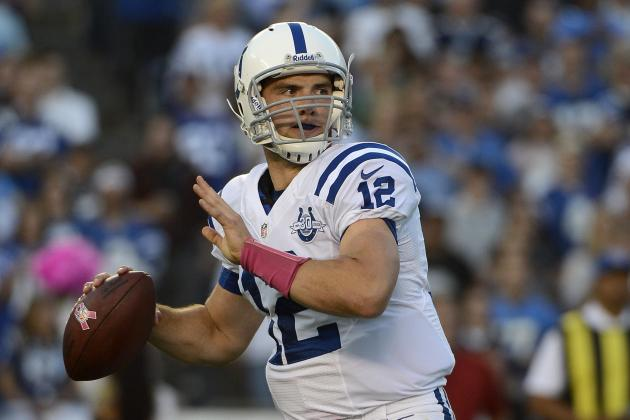 Colts vs. Titans: TV Info, Spread, Injury Updates, Game Time and More