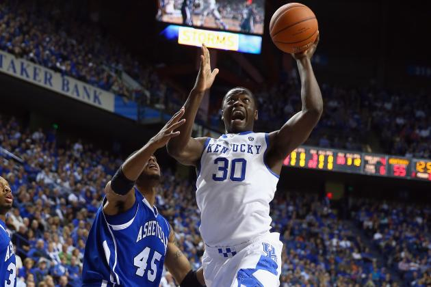 Best-Case, Worst-Case Pro Comparisons for 2014 NBA Draft Prospect Julius Randle