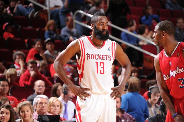 Houston Rockets Need James Harden to Be a Better Leader
