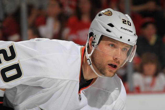 Ducks Sign Steckel to One-Year Deal