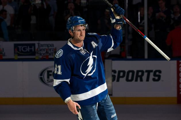 Steven Stamkos' Injury Is Unfortunate Blow for Hockey Fans Everywhere