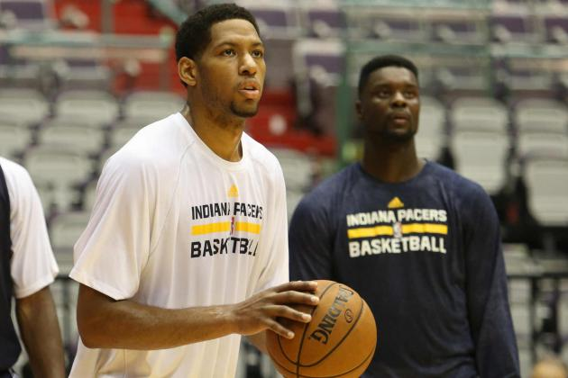 Pacers Expect Granger to Practice This Week