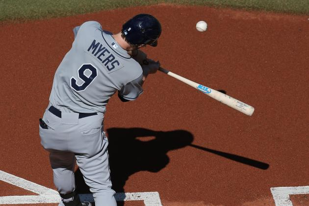 Myers Named AL Rookie of the Year