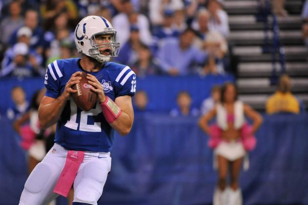 Andrew Luck and the Anatomy of a Game-Winning Drive