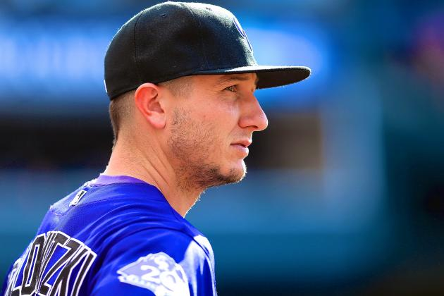 Troy Tulowitzki Trade Rumors: Assembling Perfect Cardinals Trade Package
