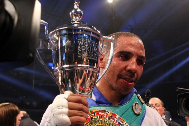 What to Expect from Andre Ward After Lengthy Injury Layoff