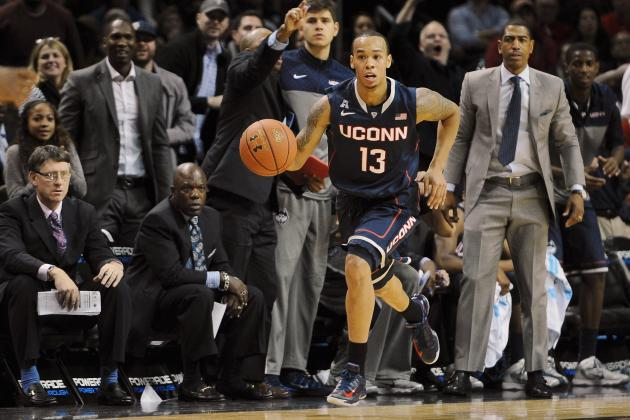Shabazz Napier Puts Together Record-Breaking Triple-Double Against Yale