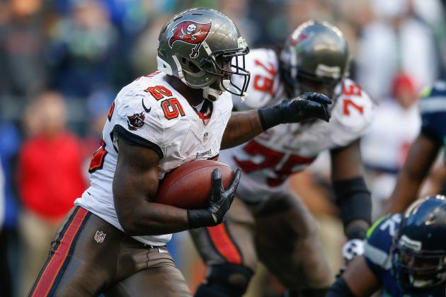 Mike James Injury: Updates on Buccaneers RB's Ankle and Recovery