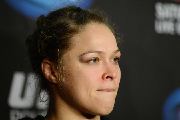 White: Rousey's the Only Reason Women Fight in UFC
