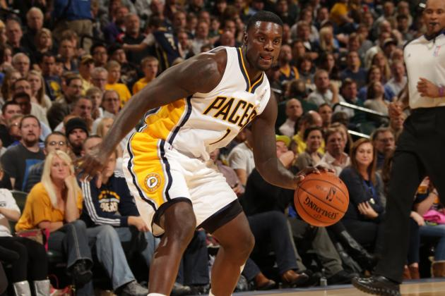 Lance Stephenson Records Triple-Double vs. Grizzlies