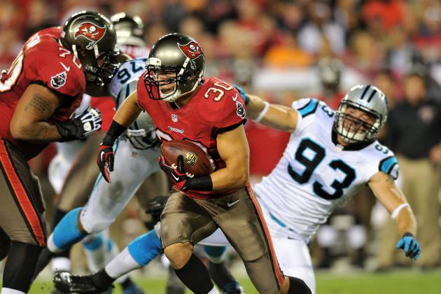 Brian Leonard's Instant Fantasy Value After Mike James' Injury