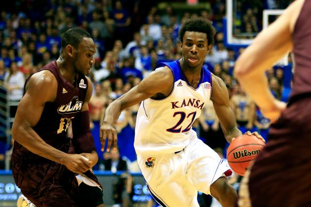 Is 2013 Champions Classic the Most NCAA Basketball Talent Ever in One Gym?
