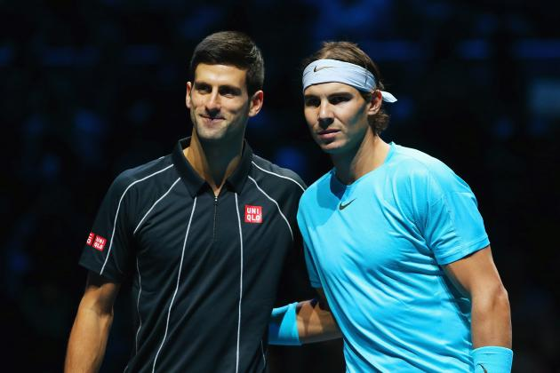 Rafael Nadal vs. Novak Djokovic Defined 2013, and 2014 Will Be Equally Epic