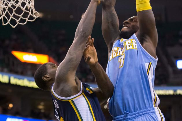 J.J. Hickson Destroys Marvin Williams