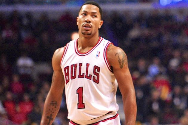 Derrick Rose Injury: Updates on Bulls Star's Hamstring, Likely Return Date