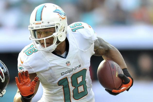 Rishard Matthews' Instant Fantasy Reaction After Week 10