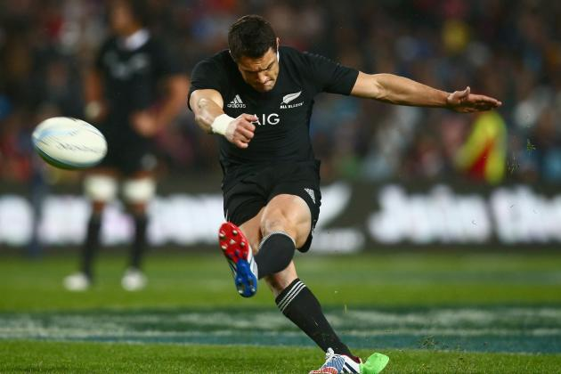 Dan Carter Still the Best Option at 10 for All Blacks