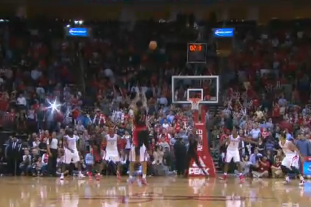 Watch Rudy Gay Bury Game-Tying 3-Pointer in OT