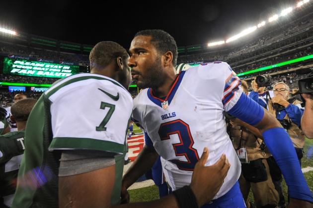 Why Geno Smith and EJ Manuel Will Enjoy One of NFL's Best QB Rivalries