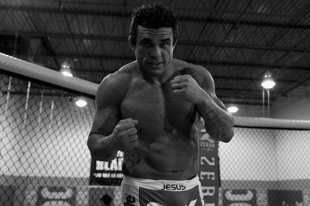 Vitor Belfort on TRT: 'If I Go Without It I'll Be at a Disadvantage'