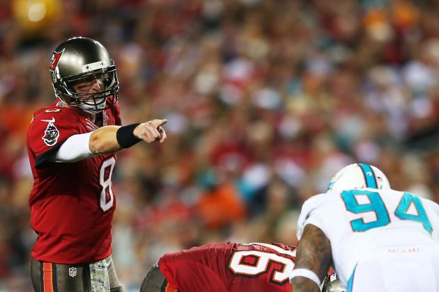 Dolphins vs. Buccaneers: Live Game Grades and Analysis for Tampa Bay