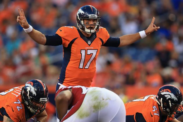 Can the Broncos Really Lean on Brock Osweiler in Emergency Situations?