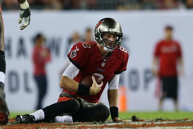 Developing Mike Glennon Must Be Bucs' Primary Concern the Rest of This Season