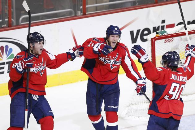 Can Washington Capitals' Special Teams Continue Historic Pace?
