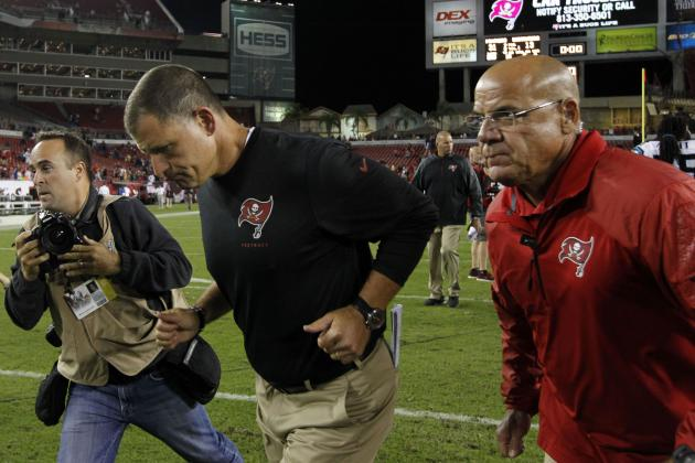 It's Too Late for Greg Schiano, but Bucs' Next Coach Has Plenty to Work with