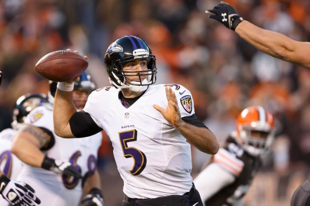 Joe Flacco's Recent Struggles Shine Light on Ravens Biggest Problem