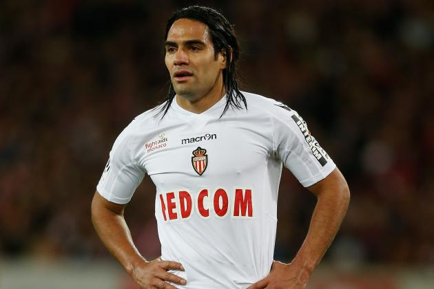Radamel Falcao Reportedly to Be Scouted for Transfer by Chelsea's Jose Mourinho
