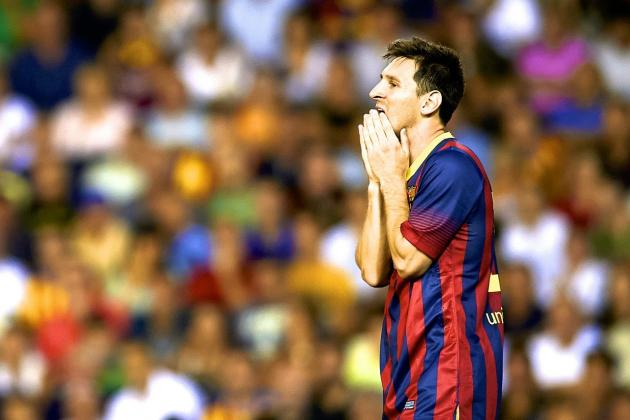 Lionel Messi Must Rest Mind and Body to Regain Physical and Mental Fitness