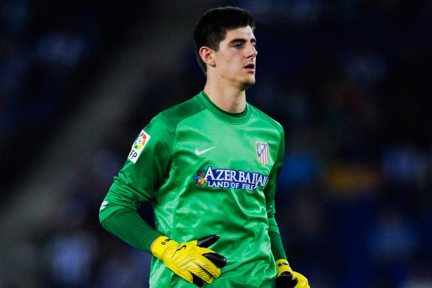 Thibaut Courtois Reportedly Delays Chelsea Talks to Offer Barcelona Hope