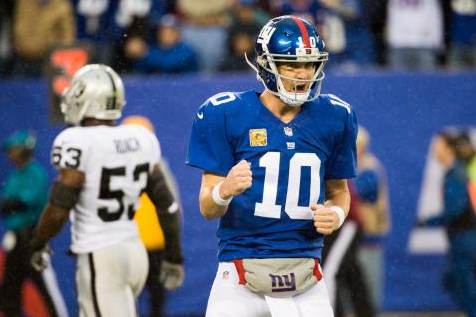 Back in It, Giants Tone Down the Talk